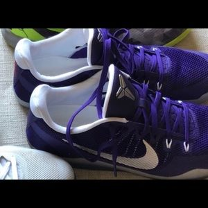 Other - purple nikes for caleb